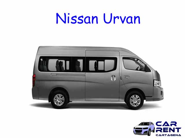 Nissan Urvan