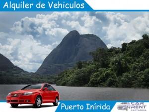 Alquiler de Vehículos en Puerto Inírida