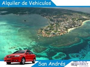 Alquiler de vehiculos en San Andrés