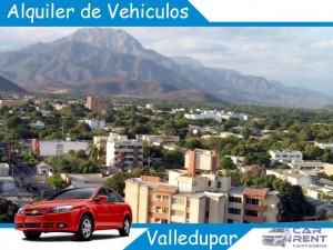 Alquiler de Vehículos en Valledupar