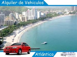 Alquiler de vehiculos en Atlántico