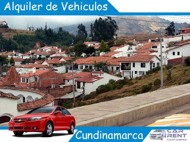 Alquiler de vehiculos en Cundinamarca