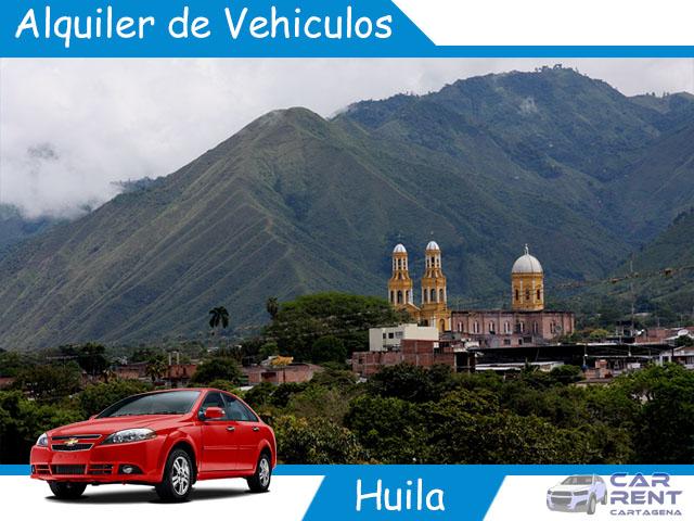 Alquiler de vehiculos en Huila