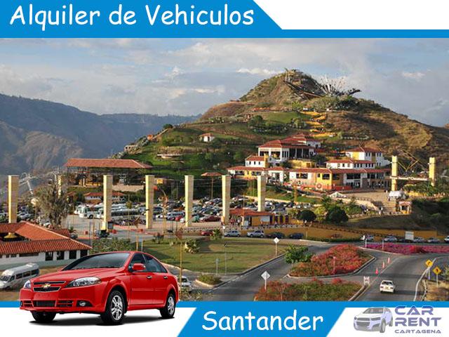 Alquiler de vehiculos en Santander