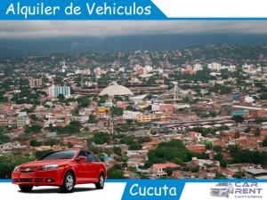 Alquiler de vehiculos en Cúcuta