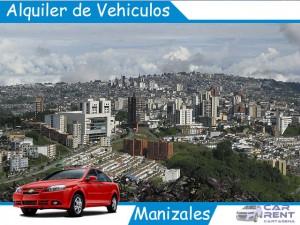Alquiler de vehiculos en Manizales