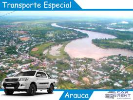 Transporte Especial en Arauca