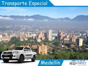 Transporte Especial en Medellin