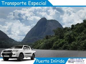 Transporte Especial en Puerto Inírida