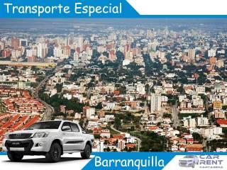Transporte Especial en Barranquilla