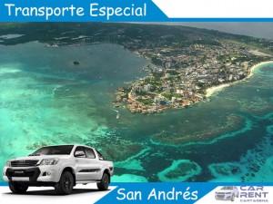 Transporte Especial en San Andrés