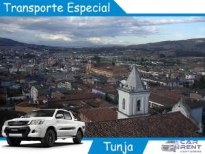 Transporte Especial en Tunja