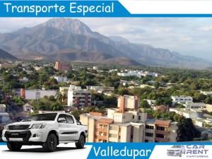 Transporte Especial en Valledupar