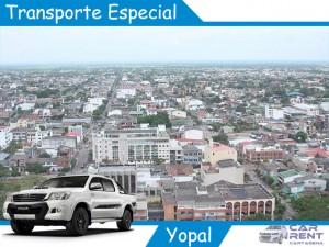 Transporte Especial en Yopal