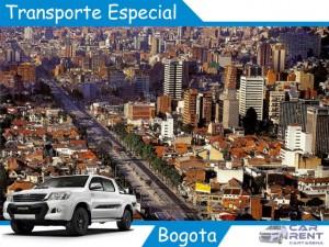 Transporte Especial en Bogotá