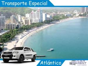 Transporte Especial en Atlántico