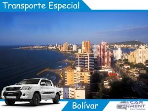 Transporte Especial en Bolivar