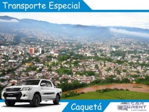 Transporte Especial en Caquetá