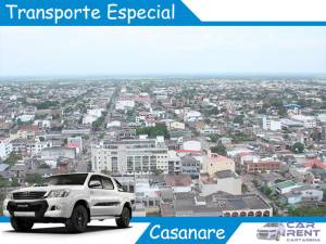 Transporte Especial en Casanare