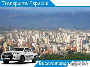 Transporte Especial en Bucaramanga