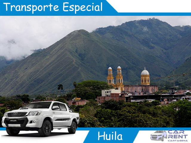 Transporte Especial en Huila