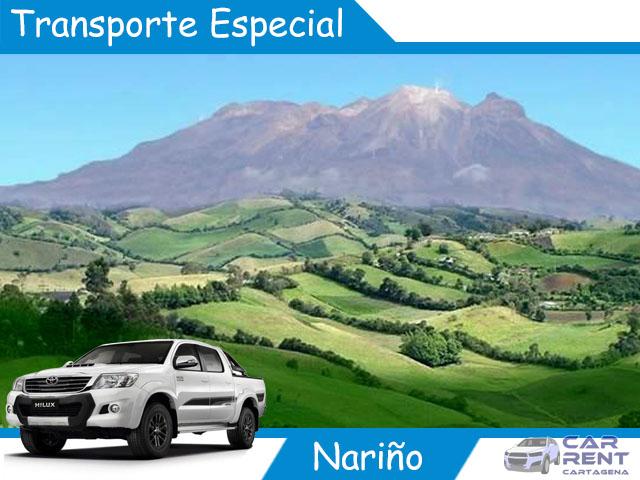 Transporte Especial en Nariño