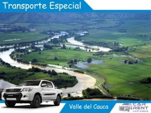 Transporte Especial en el Valle del Cauca