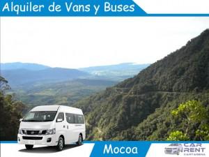 Alquiler de Vans, Minivan y Buses en Mocoa