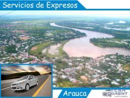 Servicio de expresos en Arauca