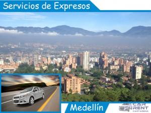 Servicio de expresos en Medellin