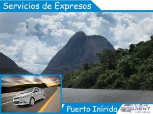 Servicio de Expresos en Puerto Inírida