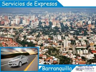 Servicio de expresos en Barranquilla