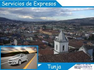 Servicio de Expresos en Tunja