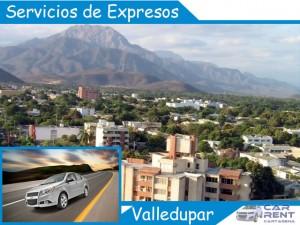 Servicio de expresos en Valledupar
