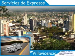 Servicio de expresos en Villavicencio