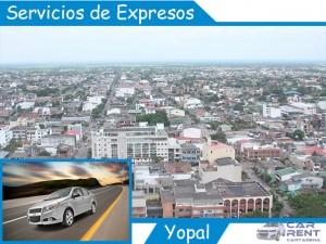 Servicio de Expresos en Yopal