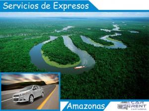 Servicio de expresos en Amazonas