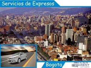 Servicio de expresos en Bogotá