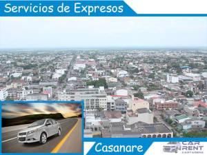 Servicio de expresos en Casanare
