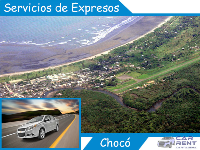 Servicio de expresos en Chocó