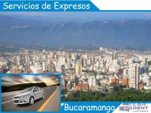 Servicio de expresos en Bucaramanga