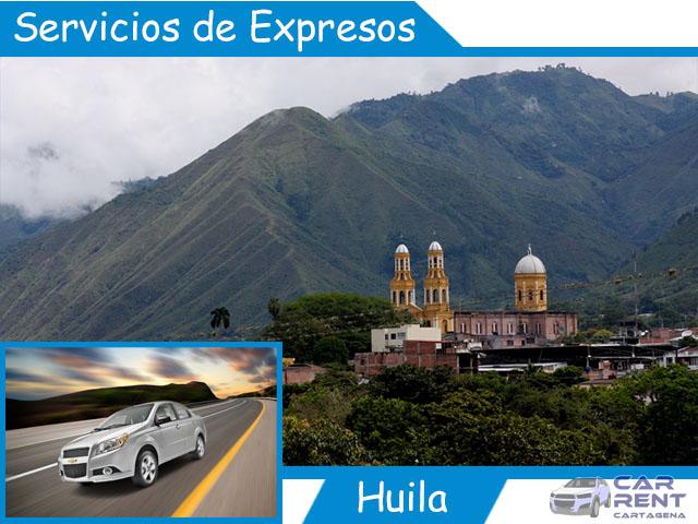 Servicio de expresos en Huila