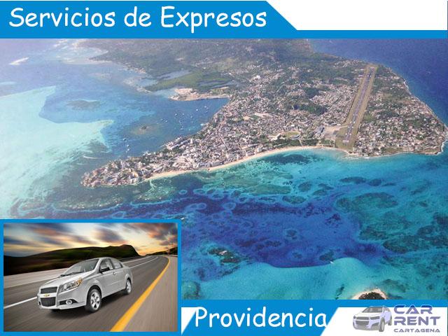 Servicio de expresos en Providencia