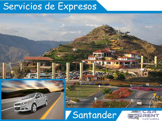Servicio de expresos en Santander