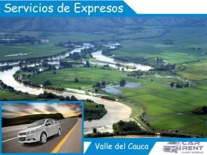 Servicio de expresos en Valle del Cauca