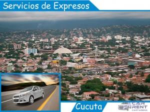 Servicio de expresos en Cucuta