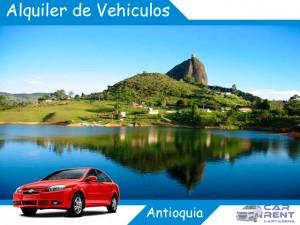 Alquiler de vehiculos en Antioquia