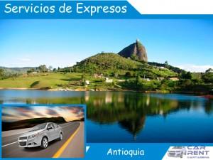 Alquiler de Servicios de Expresos en Antioquia
